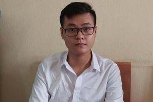 Nam sinh nghèo đỗ thủ khoa khối A tỉnh Thanh Hóa