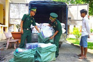 Bảo vệ vững chắc chủ quyền biên giới, vùng biển, đảo Kiên Giang