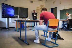 Các trường học châu Âu tổ chức thi như thế nào?
