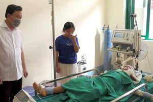 Vụ hai ông cháu bị đâm thương vong ở Hà Giang: Lộ diện nghi phạm không ngờ