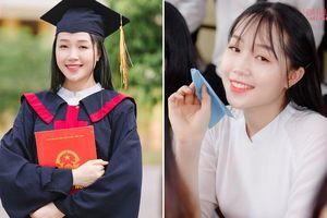 'Cô gái nông thôn' có chiều cao 'khủng' thi Hoa hậu Việt Nam 2020