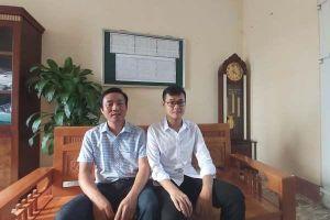 Bí quyết của nam sinh nghèo đỗ thủ khoa khối A tỉnh Thanh Hóa