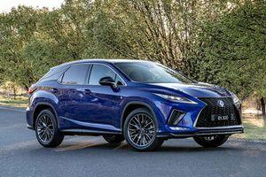Bảng giá xe Lexus tháng 9/2020: Cao nhất 8,340 tỷ đồng