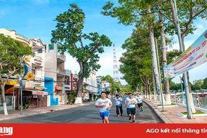 Sôi nổi Hội thao cán bộ đoàn tỉnh An Giang năm 2020