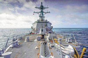 Mỹ liên tục thách thức Trung Quốc