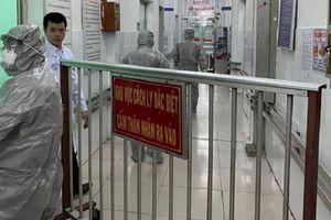 Hải Dương cách ly y tế 2 bệnh viện sau khi tiếp nhận BN1045