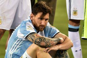 Lần chia tay đội tuyển Argentina bất thành của Messi
