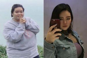 Bị chê ngoại hình, cô gái nặng 127 kg quyết giảm cân