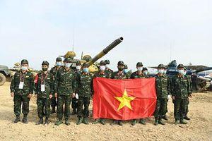 Đội xe tăng Việt Nam lần đầu vô địch Tank Biathlon