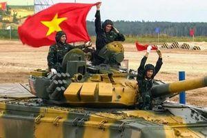 Đối thủ và khán giả nói gì về chiến tích của đội tuyển Xe tăng Việt Nam?