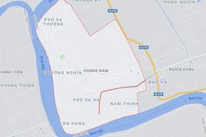 Nam Định: Làm rõ vụ Phó công an xã nổ súng bắn đạn cao su