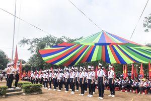 Tập đoàn TNG Holdings Vietnam trao tặng xe đạp cho học sinh nghèo tại Gia Lai