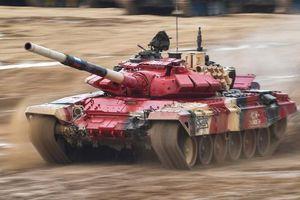 Đội xe tăng Nga chiến thắng nghẹt thở, chỉ hơn đội Trung Quốc 36 giây