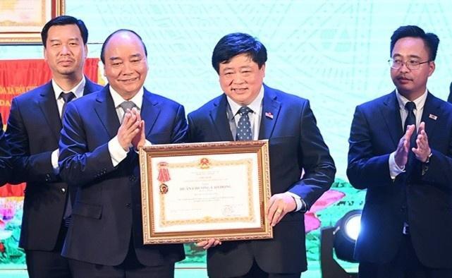 Thủ tướng dự lễ kỷ niệm 75 năm Tiếng nói Việt Nam