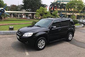 Ford Escape cũ tại Việt Nam, SUV giá rẻ có đáng sở hữu?