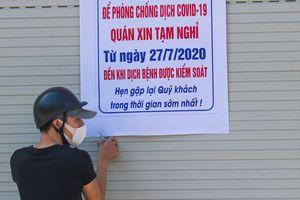 Kinh tế Ðà Nẵng đóng băng do dịch COVID-19