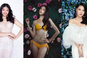 Điểm danh dàn thí sinh 10X sở hữu chiều cao 'khủng' tại Hoa hậu Việt Nam 2020