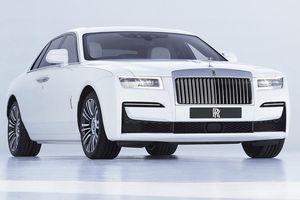 Rolls-Royce Ghost 2021 ra mắt có giá từ 332.500 USD