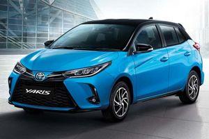 Toyota Yaris 2020 dự kiến 'ra sân' Việt Nam từ tháng 11