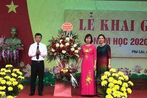 Phú Thọ: Trường THCS Phú Lộc tích cực đổi mới sáng tạo trong dạy và học