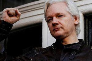 Ông chủ WikiLeaks đối diện những ngày đen tối