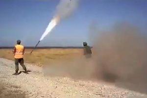 Tên lửa Igla Nga phóng lỗi trên thao trường