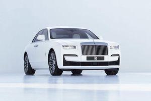Khám phá siêu xe Rolls-Royce Ghost 2021 vừa ra mắt, giá gần 8 tỷ đồng