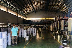 Sản xuất, kinh doanh hóa chất: Tuân thủ nguyên tắc an toàn khi làm việc