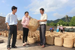 Sản phẩm công nghiệp nông thôn vươn ra thế giới