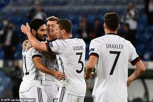Đức thất vọng khi chưa có chiến thắng ở Nations League