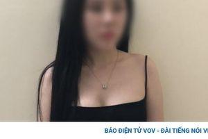 Hải Phòng: Bắt giữ 'tú bà' 23 tuổi vừa môi giới, vừa trực tiếp bán dâm