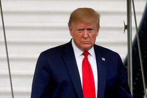 Ông Trump chỉ trích lãnh đạo Lầu Năm Góc