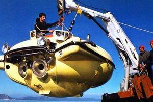 Hé lộ trạm ISS dưới đáy biển