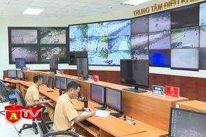 Lắp đặt hàng loạt camera giám sát quanh bến xe Mỹ Đình để xử lý xe dù bến cóc