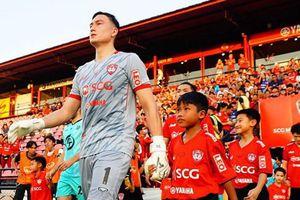 Đặng Văn Lâm kể về giấc mơ World Cup cho báo Thái