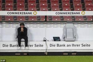 Thống kê gây sốc của đội tuyển Đức ở Nations League