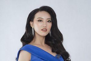 Thí sinh Hoa hậu Việt nam 2020 vừa có đai đen karatedo