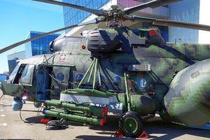Cấu hình vũ khí đáng mơ ước trên trực thăng tối tân Mi-171Sh-VN Nga