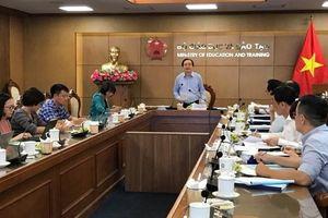 Đề tài nghiên cứu về tự chủ đại học tại Việt Nam được nghiệm thu đánh giá
