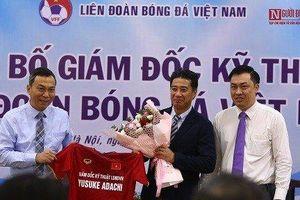 Ông Yusuke Adachi: '30 năm nữa, bóng đá Việt Nam sẽ đánh bại Nhật Bản'