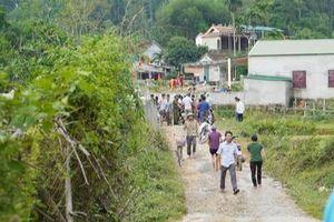 Rủ nhau ra khe suối chơi, 3 học sinh tiểu học ở Nghệ An đuối nước tử vong