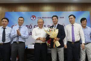 Ông Yusuke Adachi đảm nhiệm cương vị Giám đốc kỹ thuật Liên đoàn Bóng đá Việt Nam