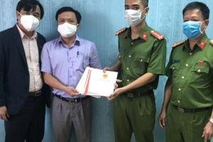Bàn giao 19 sổ đỏ bị chiếm đoạt cho Văn phòng đăng ký đất đai quận Sơn Trà