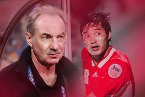 Alfred Riedl nâng tầm bóng đá Việt Nam
