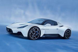Chi tiết siêu xe Maserati MC20 vừa được ra mắt