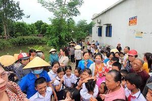 Vụ phản đối sáp nhập trường ở Thanh Hóa: Để lại 2 điểm trường tiểu học