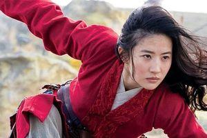Ngán ngẩm biểu cảm 'trăm cảnh như một' của Lưu Diệc Phi trong Mulan
