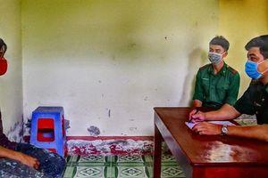 Liên tiếp bắt các đối tượng đưa người nhập cảnh trái phép từ Campuchia về Việt Nam