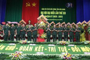 Chính ủy BĐBP Kiên Giang tái đắc cử Bí thư Đảng ủy nhiệm kỳ 2020-2025