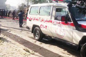 Đoàn xe Phó Tổng thống Afghanistan trúng bom, nghi âm mưu ám sát